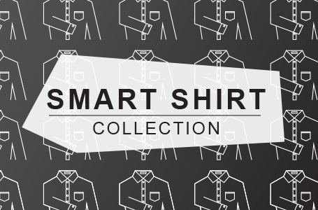 Smart Shirts Collection Banner